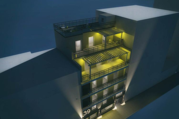 3D- Φωτορεαλισμός Αλκίς Construction | Αθήνα